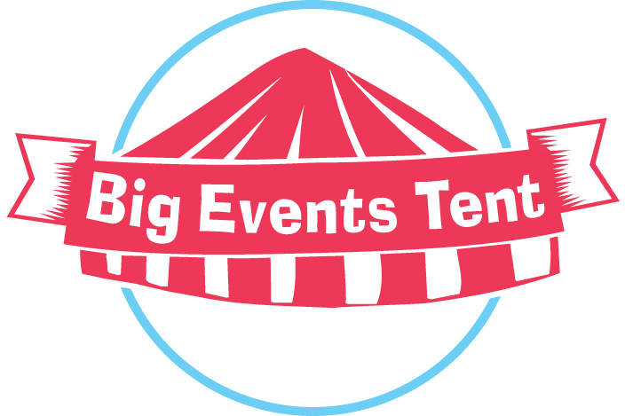 Big Events Tent activities included in admission price!
